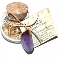 Alchemist Glücks-Räucherung mit Amethyst