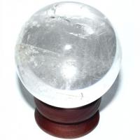 Bergkristall Kugel ca. 5 - 5,5 cm mit ..