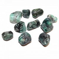 Smaragd ca. 1 - 2 cm