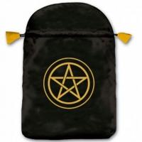 Tarotbeutel Pentagramm