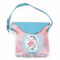 "Handtasche ""Flower-Bird"""
