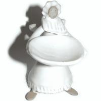 Engel Nonne Klara Keramik DIE GUTE SEELE