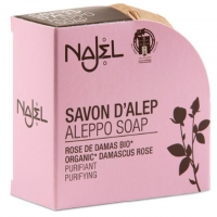 Aleppo Seife Rose Damaskus Najel