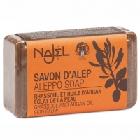 Aleppo Seife Rhassoul & Arganöl Najel