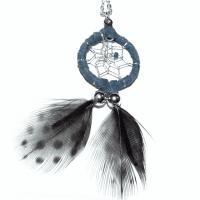 Indianerschmuck Halskette Traumfänger ..