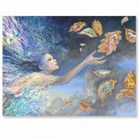 Catching Wishes - Karte Josephine Wall..