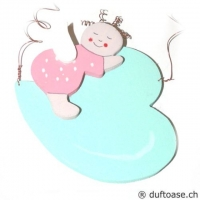 Engelbaby mint-rosa