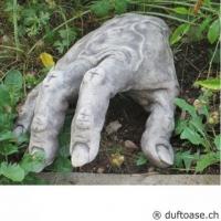 Trollhand Gartenfigur
