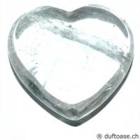 Bergkristall Herz ca. 4 cm