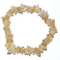 Citrin - Stein des Lichts Armband