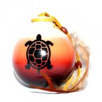 Erdball Totem Schildkröte