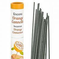 Orange-Cannelle Orange-Zimt Duftstäbchen